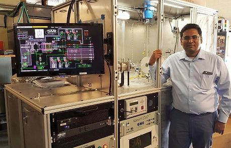 Dr. Arul Arjunan, Dr. Arjunan, SMI, Researc Scientist