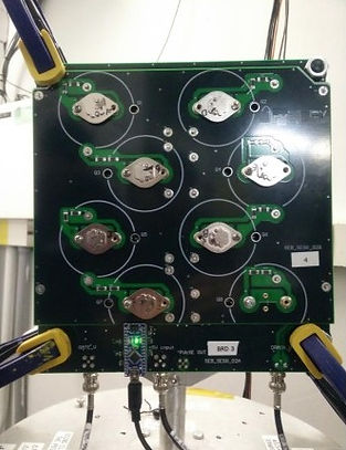 Ga2O3 based power devices, Ga2O3, Power Devices, Semiconductors, radiation hardness testing, radiation hardness, Gallium Oxide