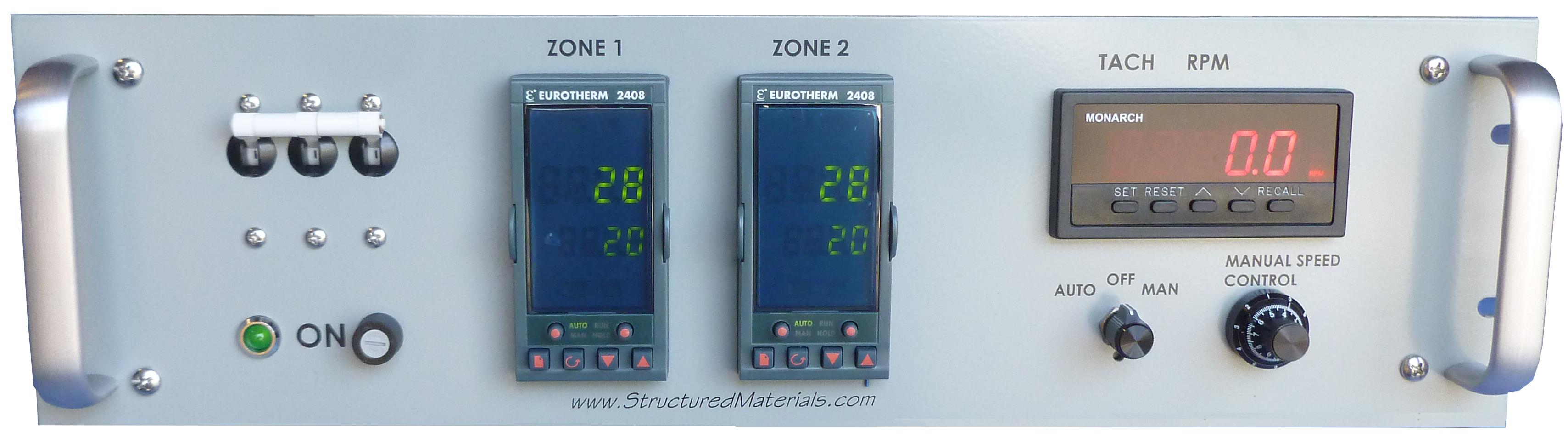 2 Zone & Ro_Front Panel