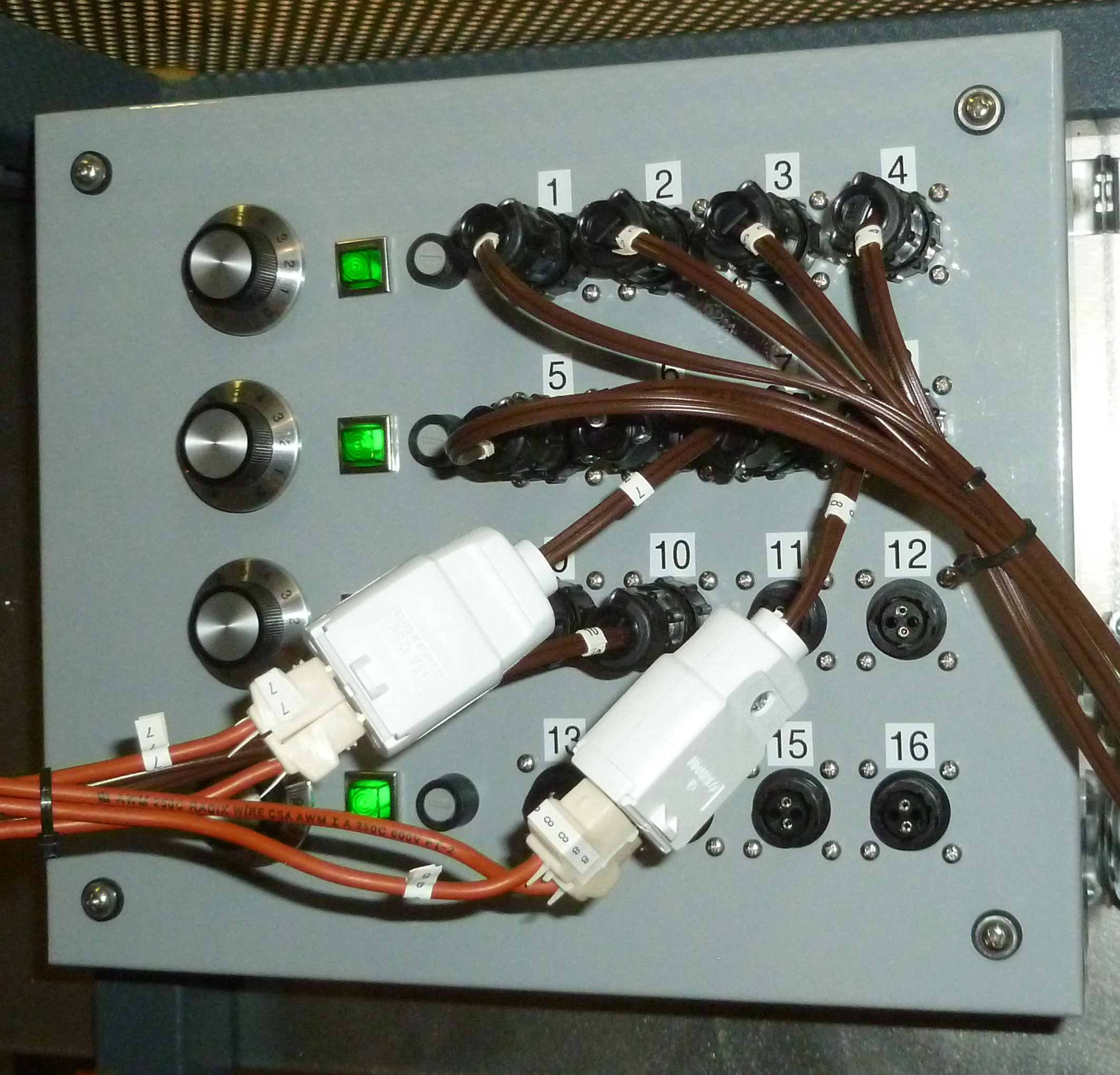 Line Heat Control