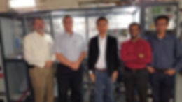 SMI, KAUST, Kuang-Hui Li, Gary Tompa, Gary Provost, Xiaohang Li, MOCVD reactor, Crystalline Aluminum Nitride Growth