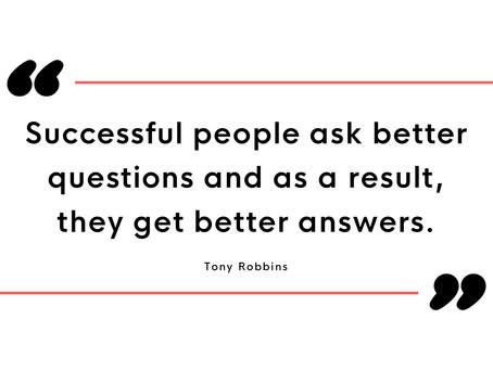 #4 - Bessere Fragen, bessere Antworten