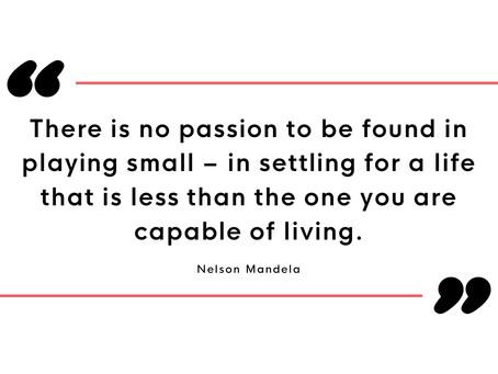 #3 - Finde deine Leidenschaft