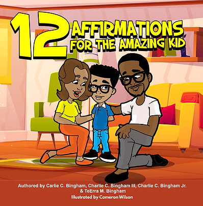 12 Affirmations for the Amazing Kid