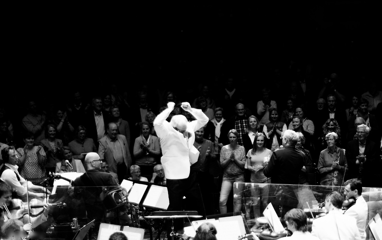 Stefan Gwildis mit Orchester