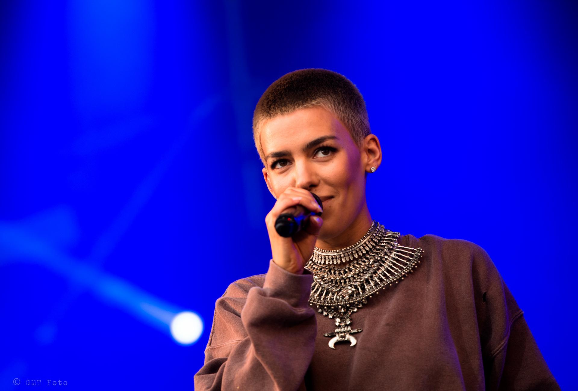 Frida Gold Kieler Woche 2016 Hörn
