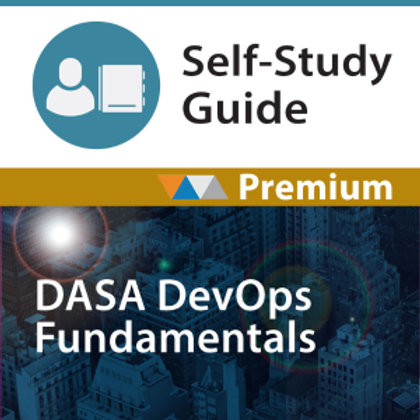 DASA DevOps Fundamentals - Self Paced Learning Inc. 2hr Mentor & Exam Voucher