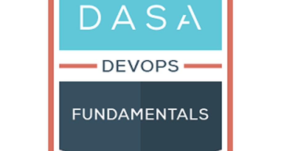 DASA DevOps Fundamentals - Virtual 2 Day Course