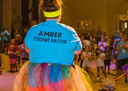 Student Pastor