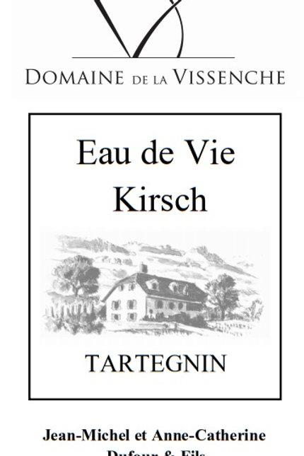 Eau de vie de cerises (Kirsch) 70cl