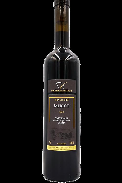 Merlot barrique 6 x 75cl 2019