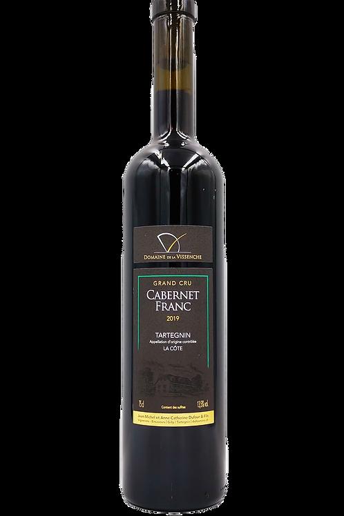 Cabernet Franc barrique 6 x 75cl 2019