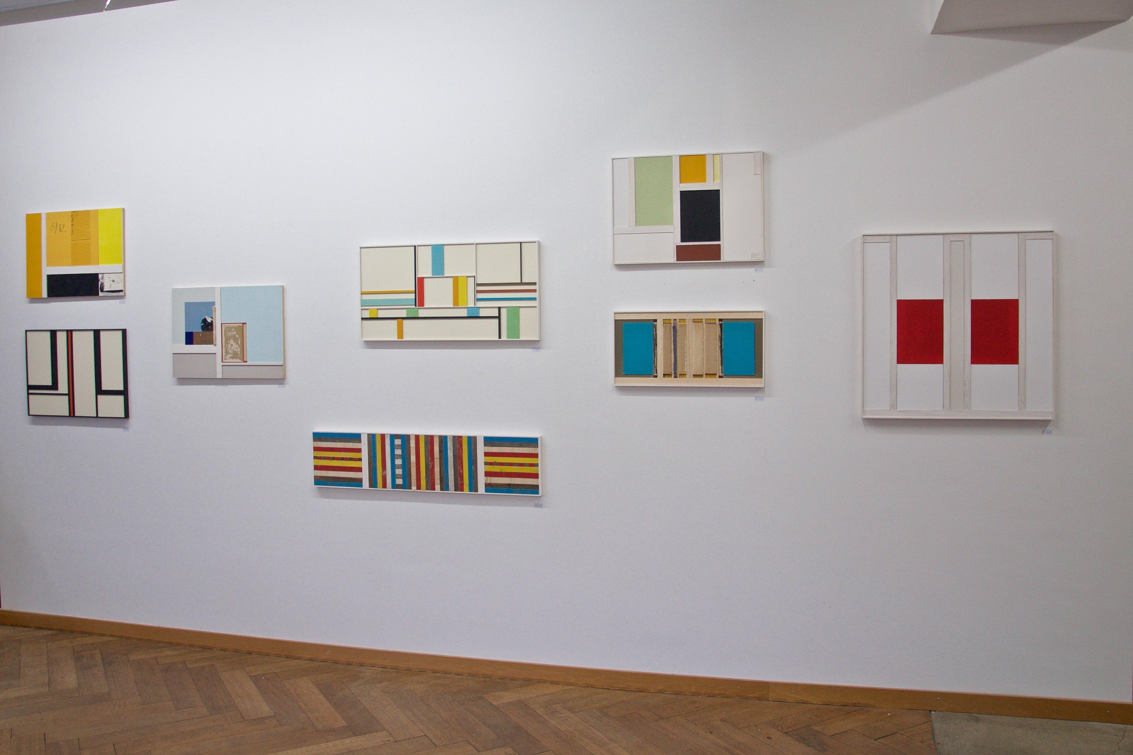 Gruppenausstellung Galerie Katapult 2013