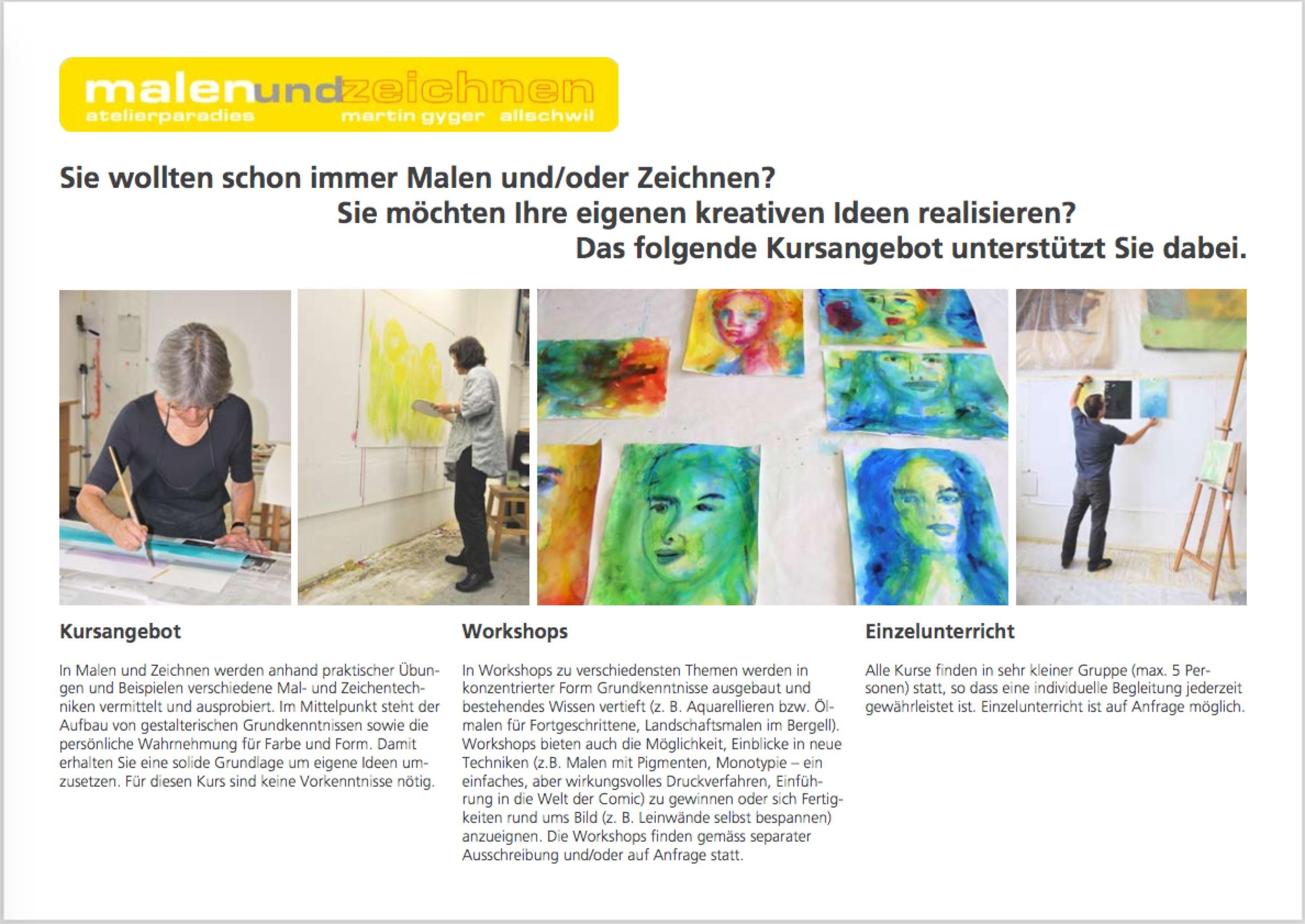 Malkurs-Gyger-Info
