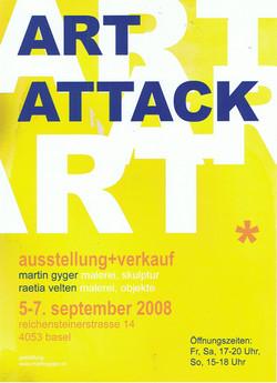 ART ATTACK 2008, Basel