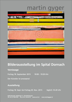 Ausstellung Dornach 2015
