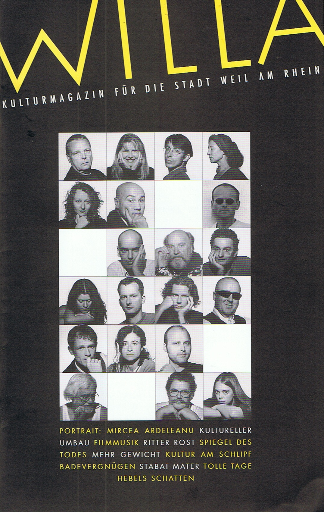 Kulturmagazin 1997
