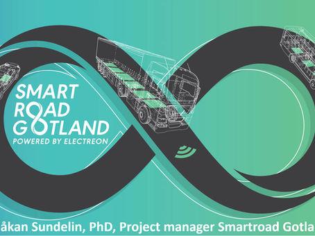 ERS Conference Smartroad presentation