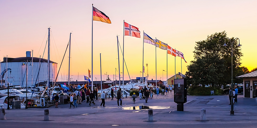 Come to our events at Almedalen week