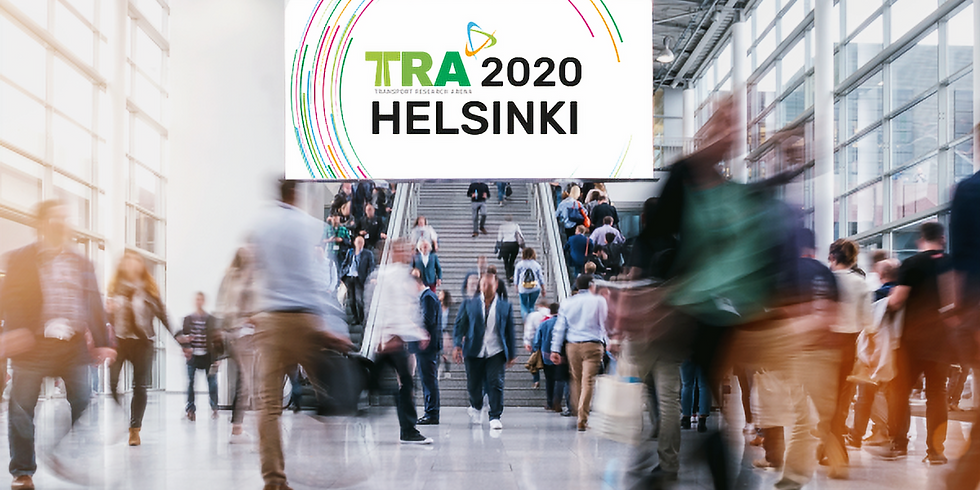 Demo at TRA2020 Rethinking transport – Towards clean and inclusive mobility