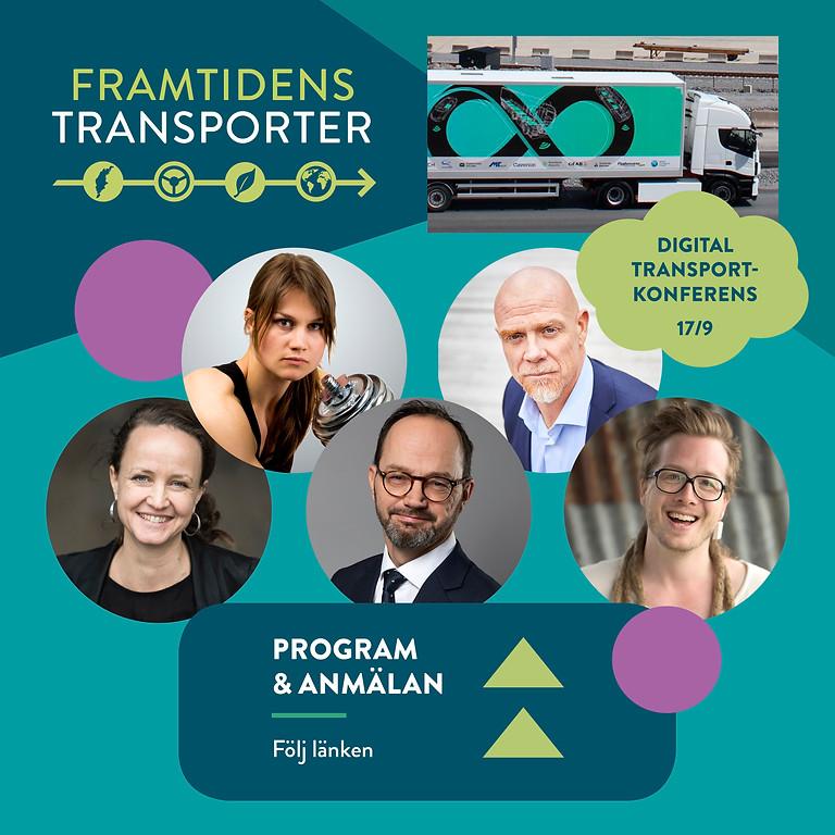 Future transportation, Gotland Region