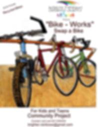 Bike-works Swap A Bike Community Project