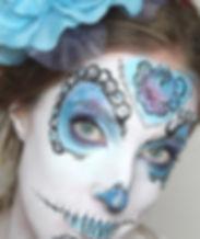 Maquillaje Halloween Barcelona