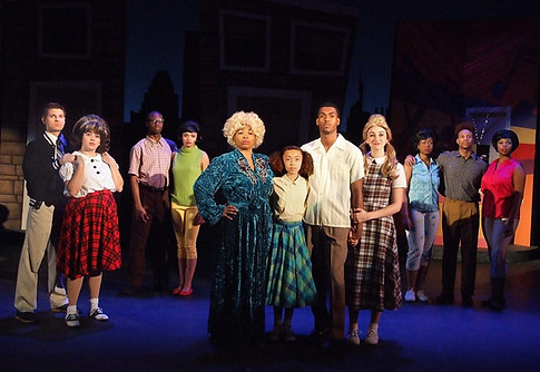 Penny in Hairspray at The Laguna Playhouse