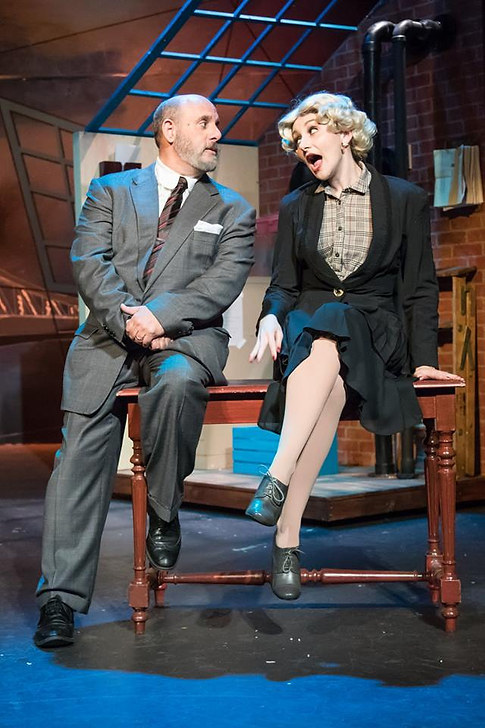 Ilona in She Loves Me at The Morgan-Wixson Theatre