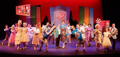 Penny in Hairspray at Laguna Playhouse