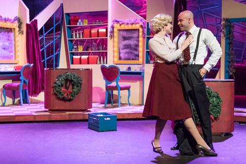 Ilona in She Loves Me at The Morgan-Wixson Theatre