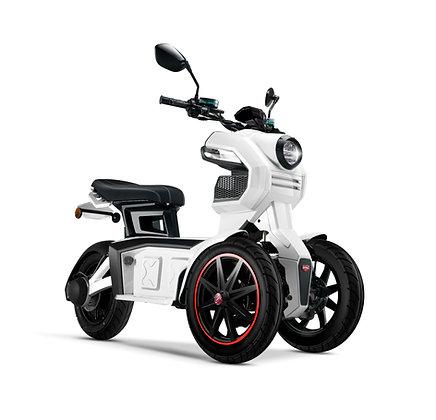 I-TANK 3000 WATT 52/AH  max Hastighet 70 km (Lätt Mc)