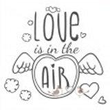 "GLOBOS ""LOVE IS IN THE AIR"""