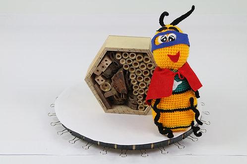 Bausatz Zuhause für Hannes Biene