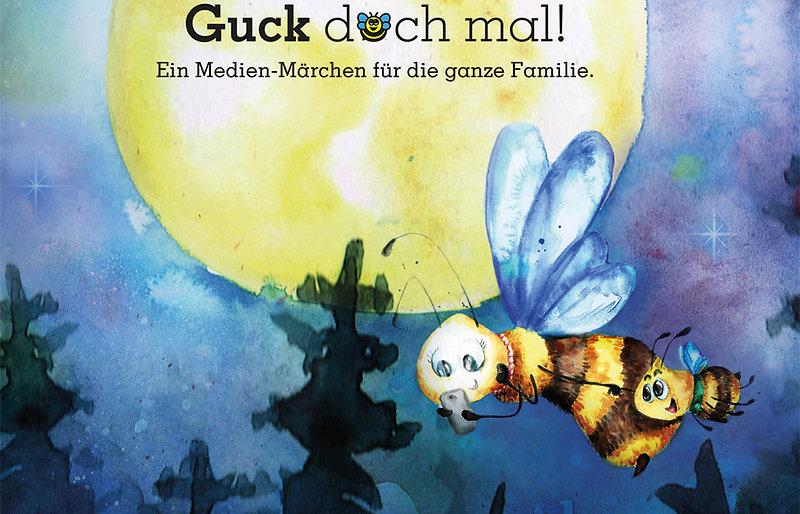"""Buch """"Guck doch mal! Ein Medien-Märchen für die ganze Familie."""""""