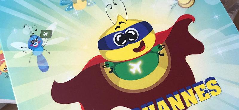 "Buch ""Superhannes - Mission Flugmodus"""