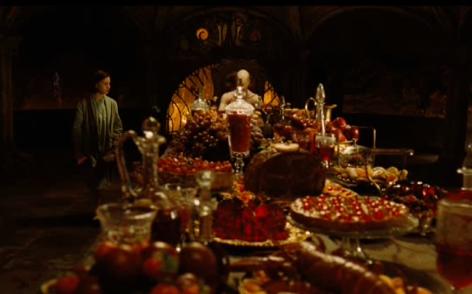 Figure 2. Pale Man Dining Room (2006)