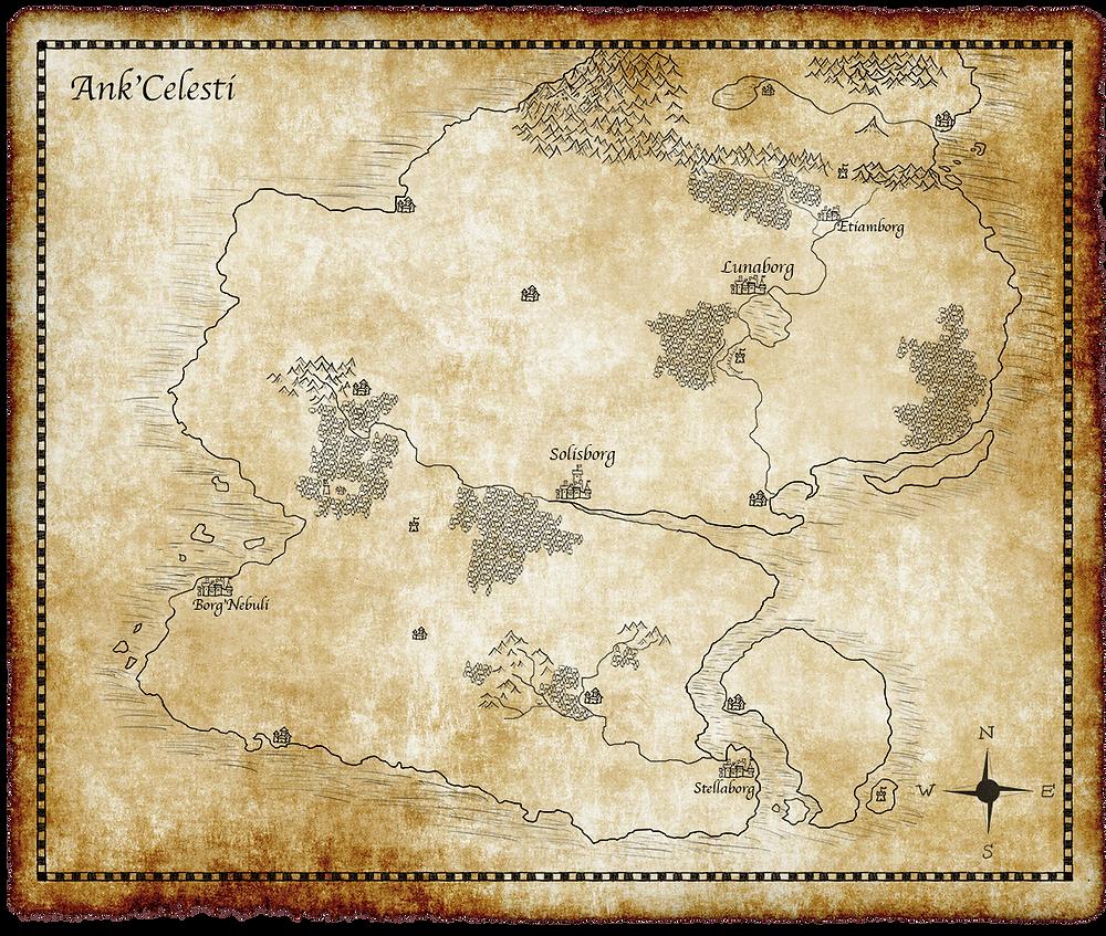 Ank'Celesti Map