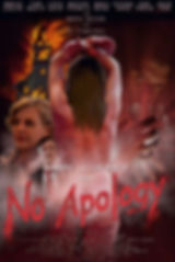 thumbnail_NO APOLOGY POSTER FONT 1.6 whi