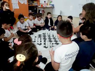 ¡Seguimos aprendiendo Ajedrez!