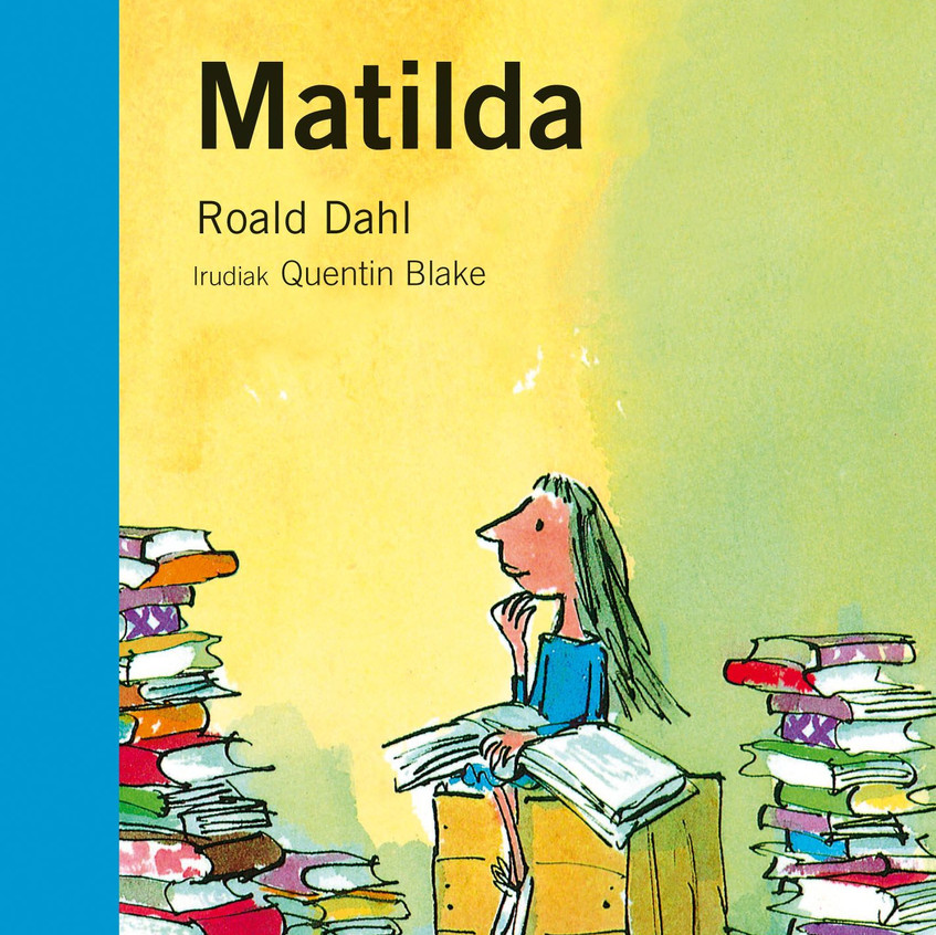 Matilda-Roald Dahl