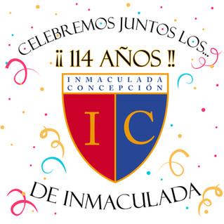 ¡Festejamos el cumple de Inmaculada!