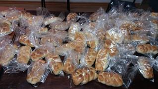 """Hito """"La bendición del pan"""""""