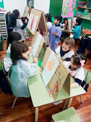 Arte en Sala de 4 JC