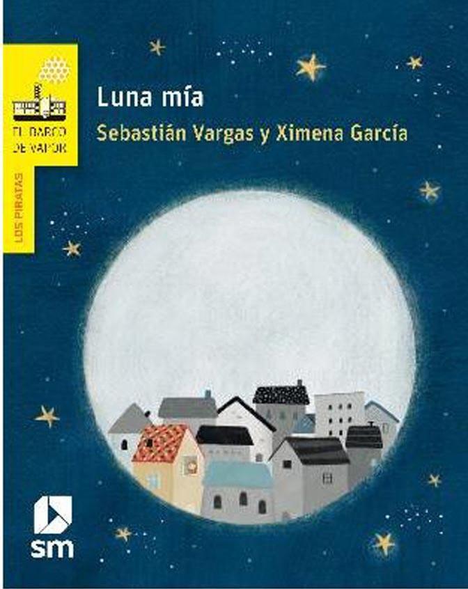 Luna Mía -Sebastián Vargas y Ximena Gar
