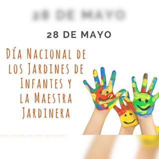 ¡¡DÍA DE LOS JARDINES DE INFANTES!!