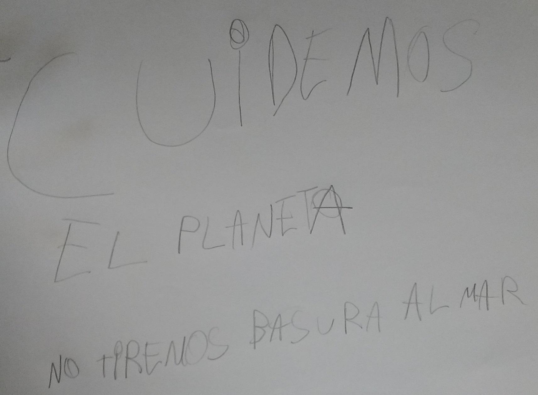 Sofía Dupuy. Cartel