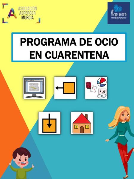 Programa de Ocio en Cuarentena