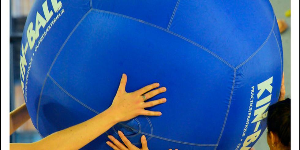 Jeux de ballon Ominikin Kin Ball ados