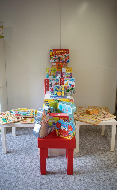 Ludothèque jeux et jouets Pays de Gex Les Abeilles